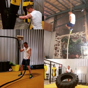 personal training at fusion gym
