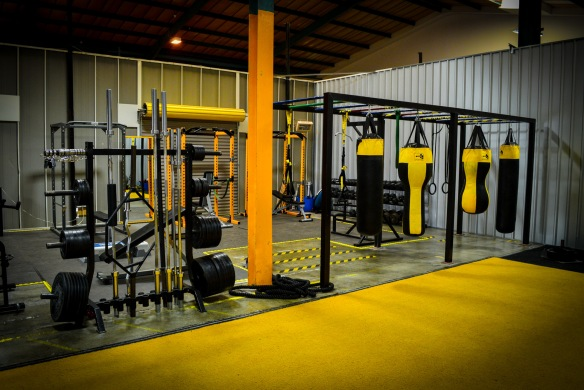 fusion gym cheadle