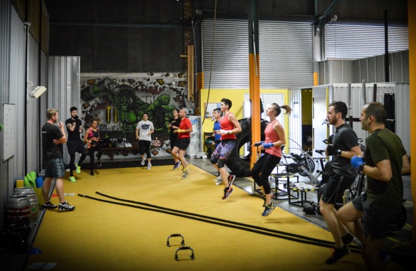 Fusion Gym Class, personal training cheadle