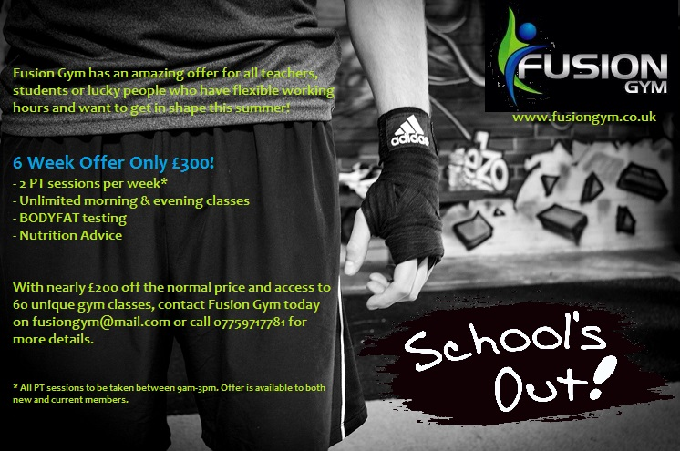 Summer Gym Offer | Cheadle Personal Training